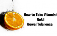 "How to Take Vitamin C Orally Until Bowel Tolerance or ""C Flush"" for Cold, Flu and Even Cancer…"