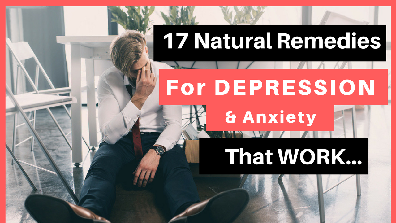 How to Cure Depression Naturally | How to Treat and Fight Depression Naturally at Home