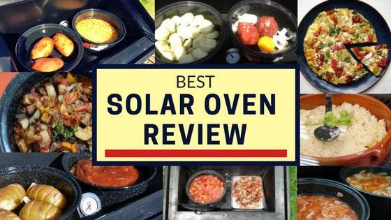 Best Solar Oven Review | Solavore Solar Oven a Portable Solar Cooker for Preppers