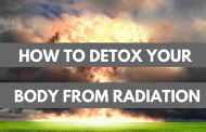 How to Detox Your Body From Radiation | Complete Study References on How to Counteract Radiation Exposure