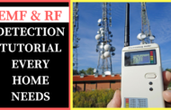 Step by Step EMF and RF Radiation Detection | The Ultimate EMF and RF Shielding and Protection That Every Home Needs - Part 1